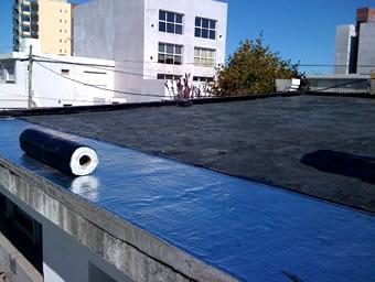 Continental company revestimiento impermeable para - Revestimiento de techos ...
